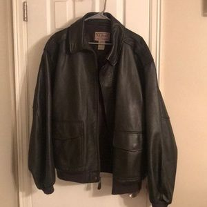 Flying Tiger Jacket Goat Skin Leather Jacket 3X 🐯